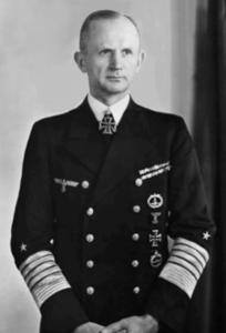 Admiral Karl Dönitz © Wikipedia